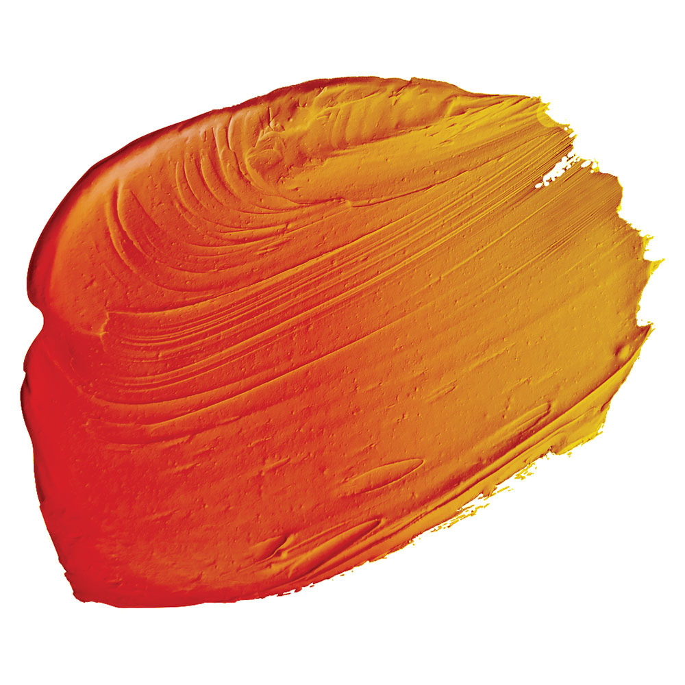 FolkArt ® Pure™ Artist Pigment - Pure Orange, 2 oz. - 6388