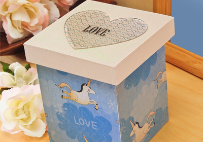 """What I Love About You"" Box"