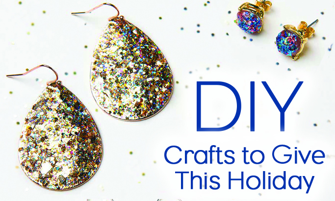 DIY Crafts to Give This Holiday