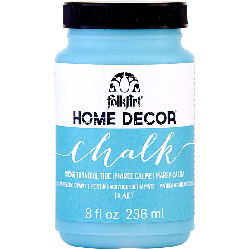 FolkArt ® Home Decor™  Chalk - Tranquil Tide, 8 oz. - 99246