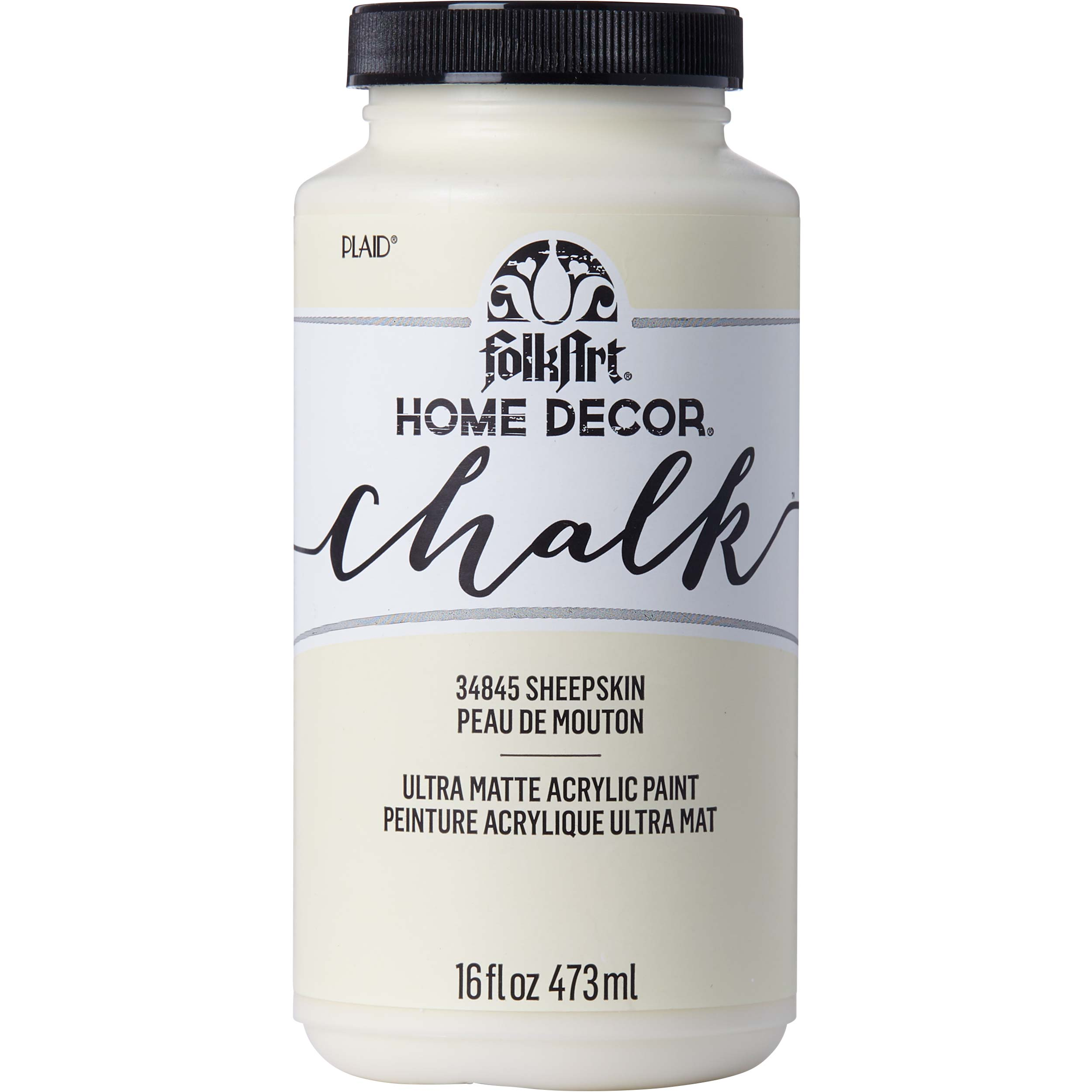 FolkArt ® Home Decor™ Chalk - Sheepskin, 16 oz. - 34845