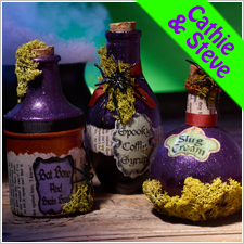 Potion Bottle Collection