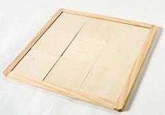 Plaid ® Wood Surfaces - Wood Tile Board - 12417