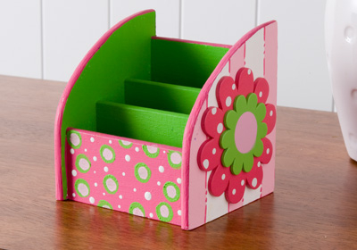 Daisy Desk Caddy
