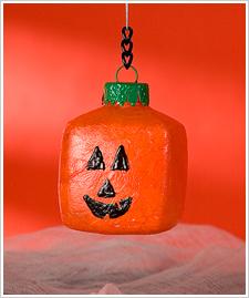 Sam O' Lantern Ornament