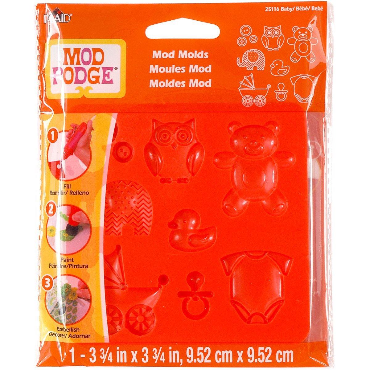 Mod Podge ® Mod Molds - Baby