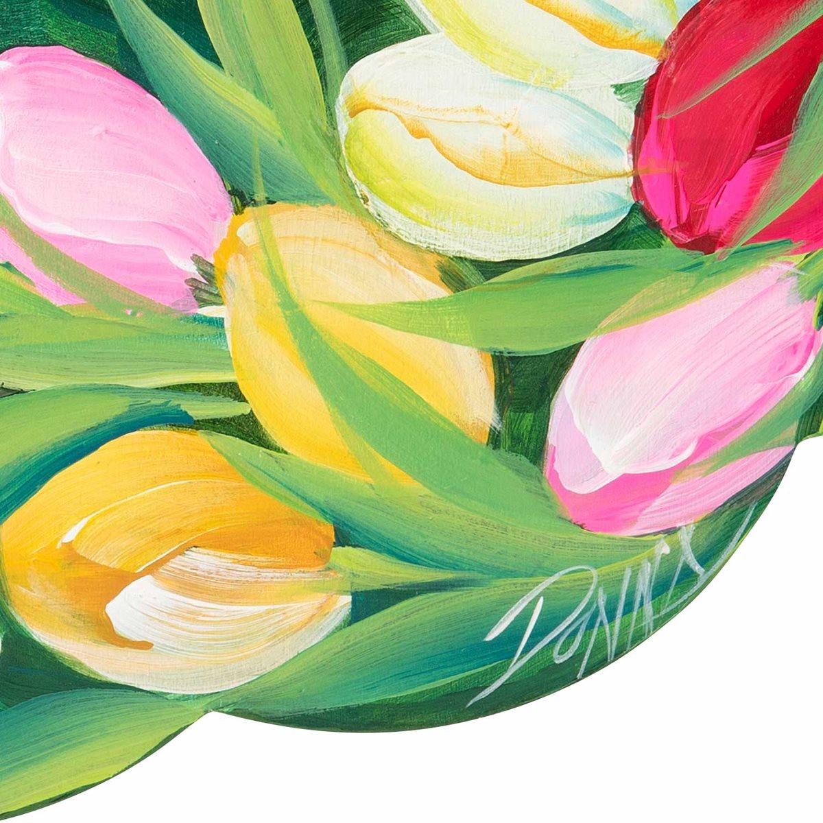 Tulips All Around