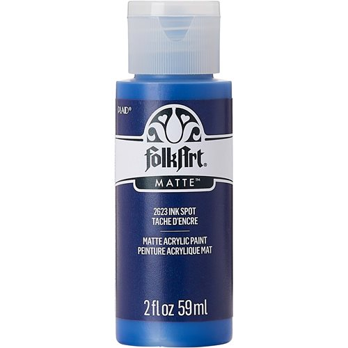 FolkArt ® Acrylic Colors - Ink Spot, 2 oz. - 2623