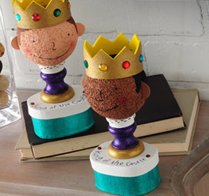 King of the Castle Figurines