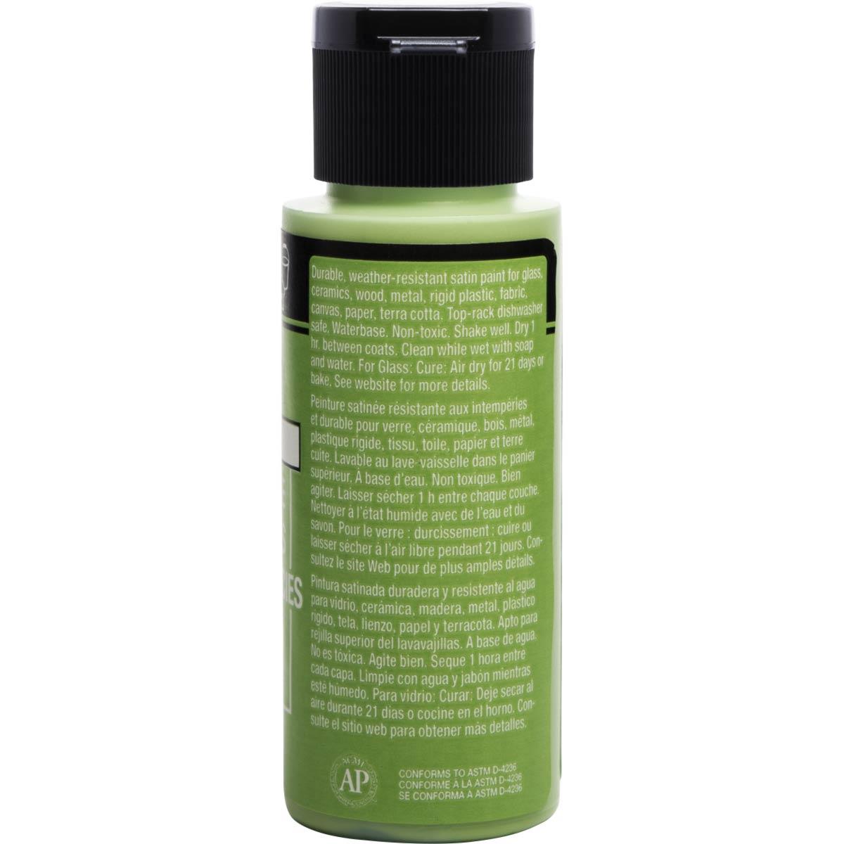 FolkArt ® Multi-Surface Satin Acrylic Paints - Fresh Foliage, 2 oz.
