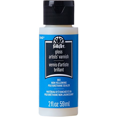 FolkArt ® Finishes - Artists Varnish - Gloss, 2 oz.