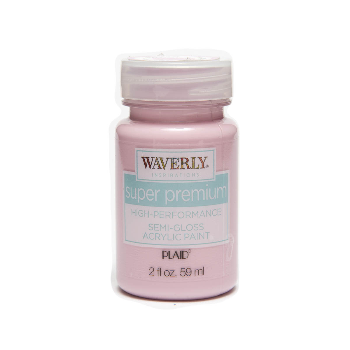 Waverly ® Inspirations Super Premium Semi-Gloss Acrylic Paint - Blossom, 2 oz.