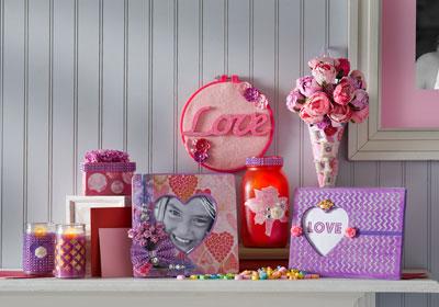 Love Frame for Valentine's Day