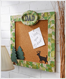 Father's Day Memo Board