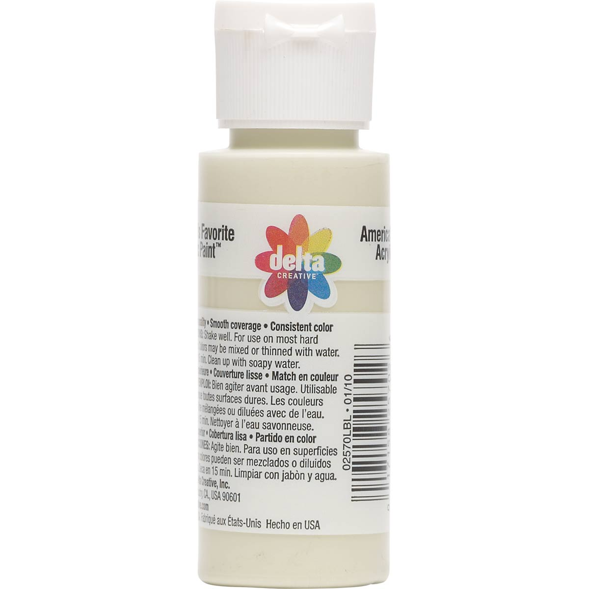 Delta Ceramcoat ® Acrylic Paint - Moss Green, 2 oz. - 025700202W