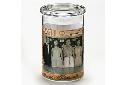 Photo Memories Gift Jar