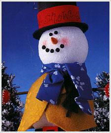 Stiffy Snowman