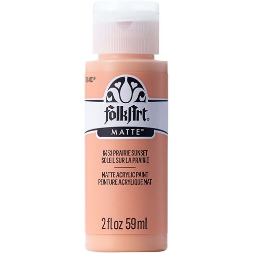 FolkArt ® Acrylic Colors - Prairie Sunset, 2 oz.