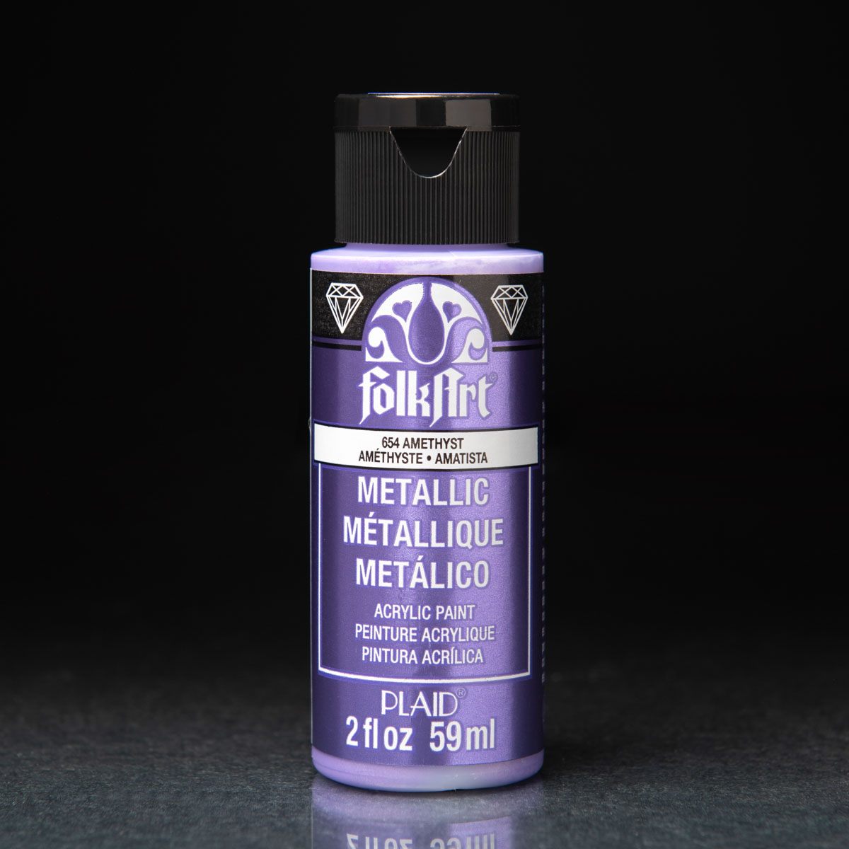FolkArt ® Metallics Paint Set, 18 Colors - PROMOFAM