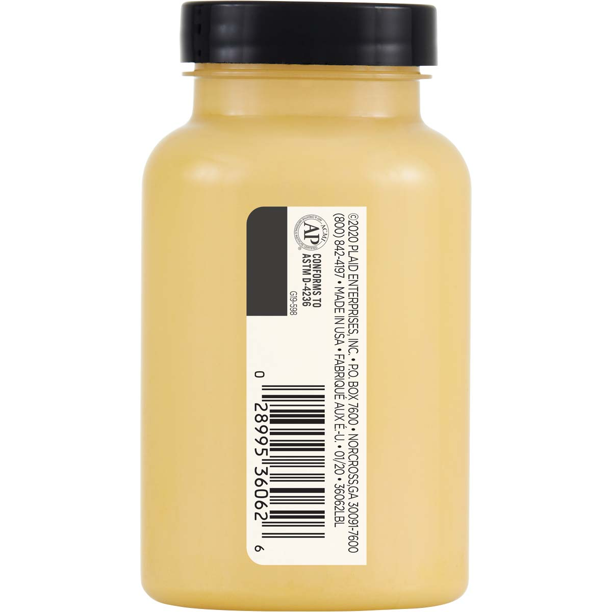 FolkArt ® One Décor Paint™ - Beeswax, 8 oz. - 36062