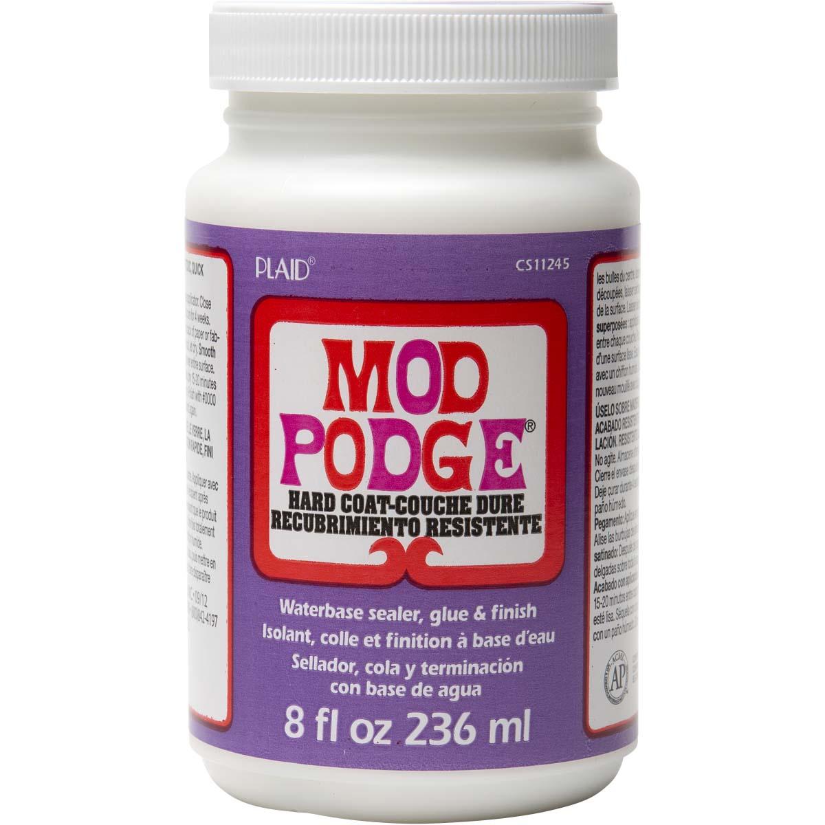 Mod Podge ® Hard Coat, 8 oz. - CS11245