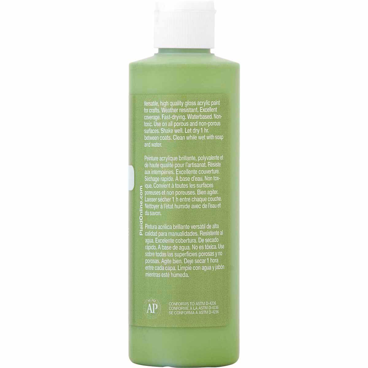 Apple Barrel ® Colors - Leaf Green, 8 oz. - 20472