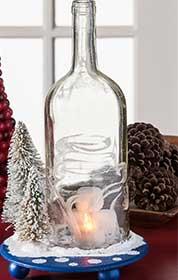 Blizzard in a Bottle