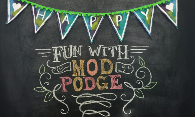 Fun with Mod Podge - Kids Washout Formula