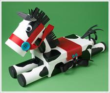 Pinto Pony School Supply
