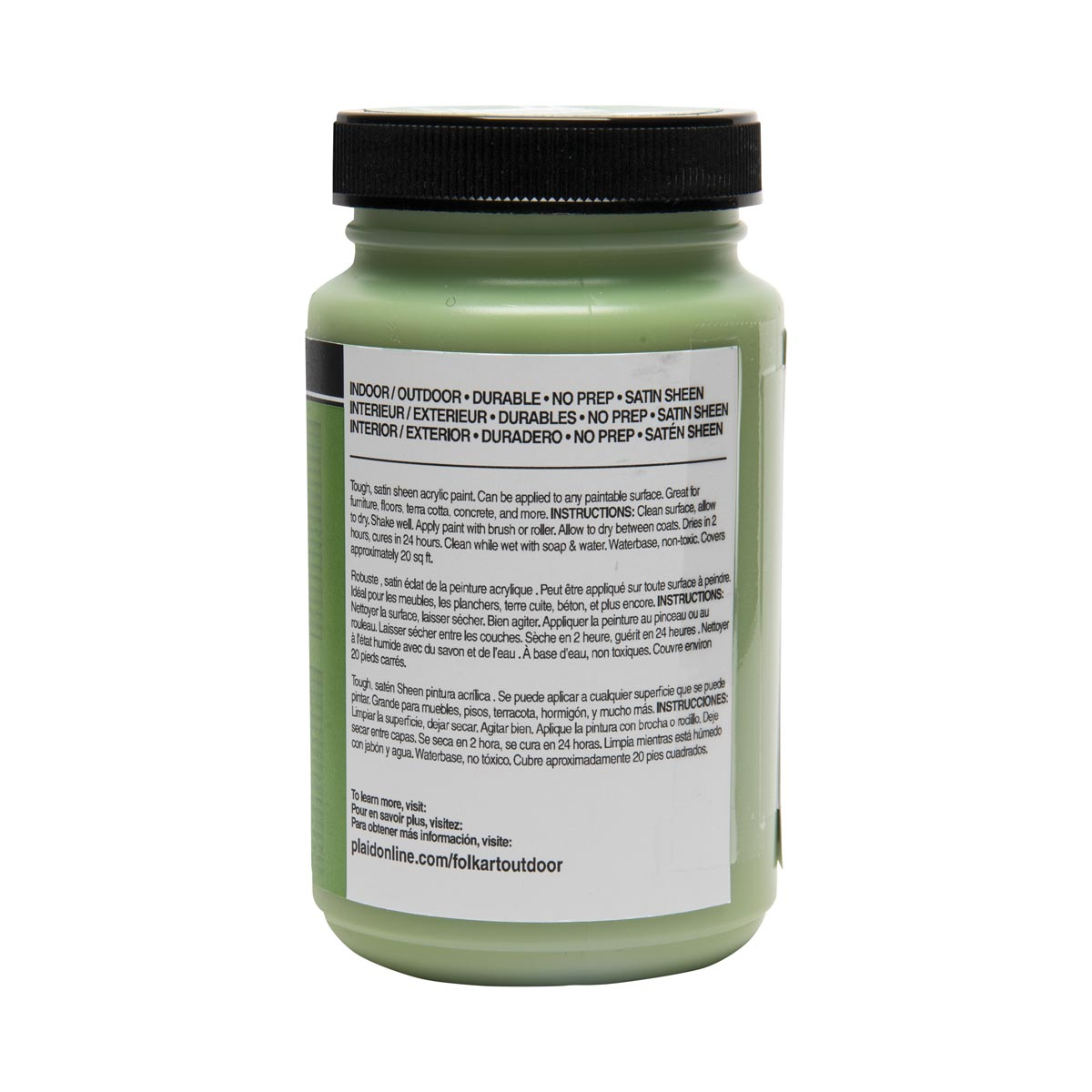 FolkArt ® Outdoor™ Acrylic Colors - Lawn, 8 oz.