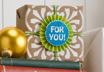 """For You"" Gift Wrap"
