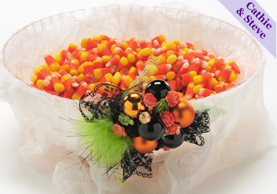 Ghostly Candy Bowl