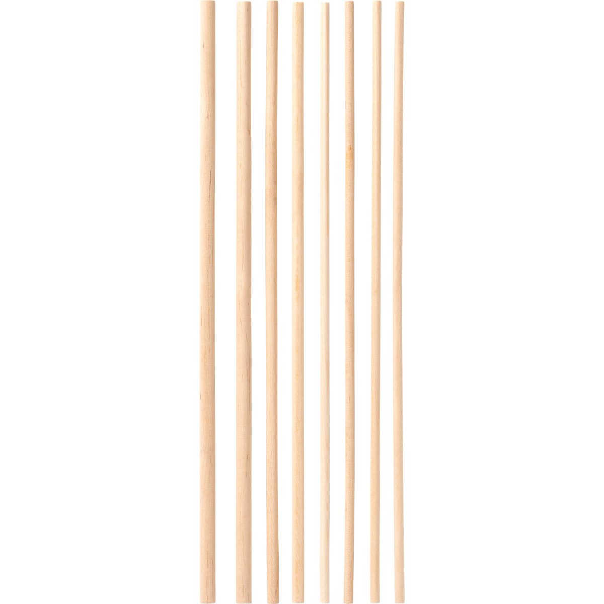 Plaid ® Painter's Palette™ Wood Dowels, 8 pcs. - 39553