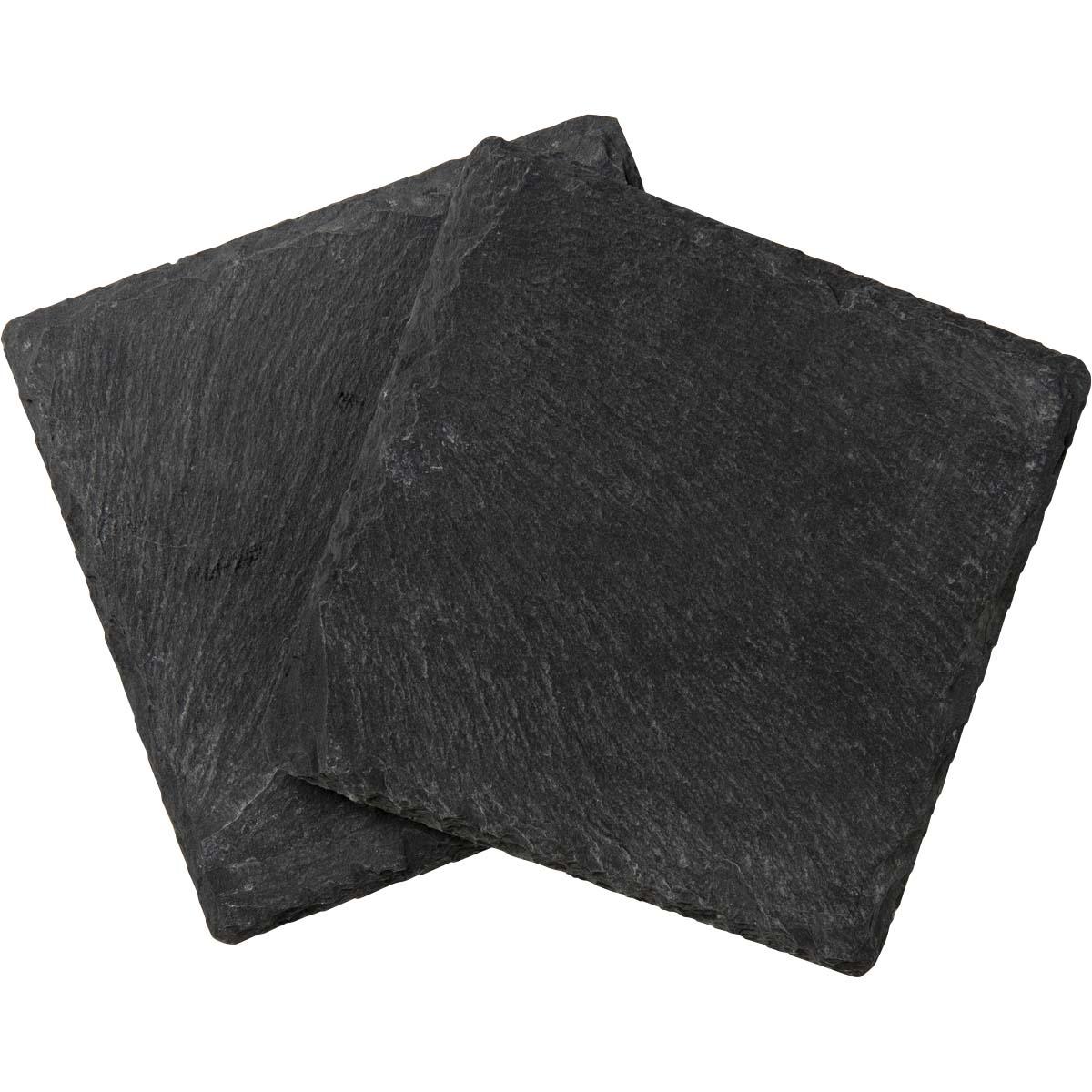 Plaid ® Surfaces - Slate Coasters, 2 pc. - 96399E