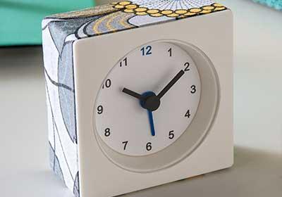 Bedside Guest Clock