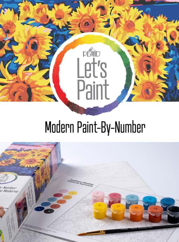 Modern Paint by Number