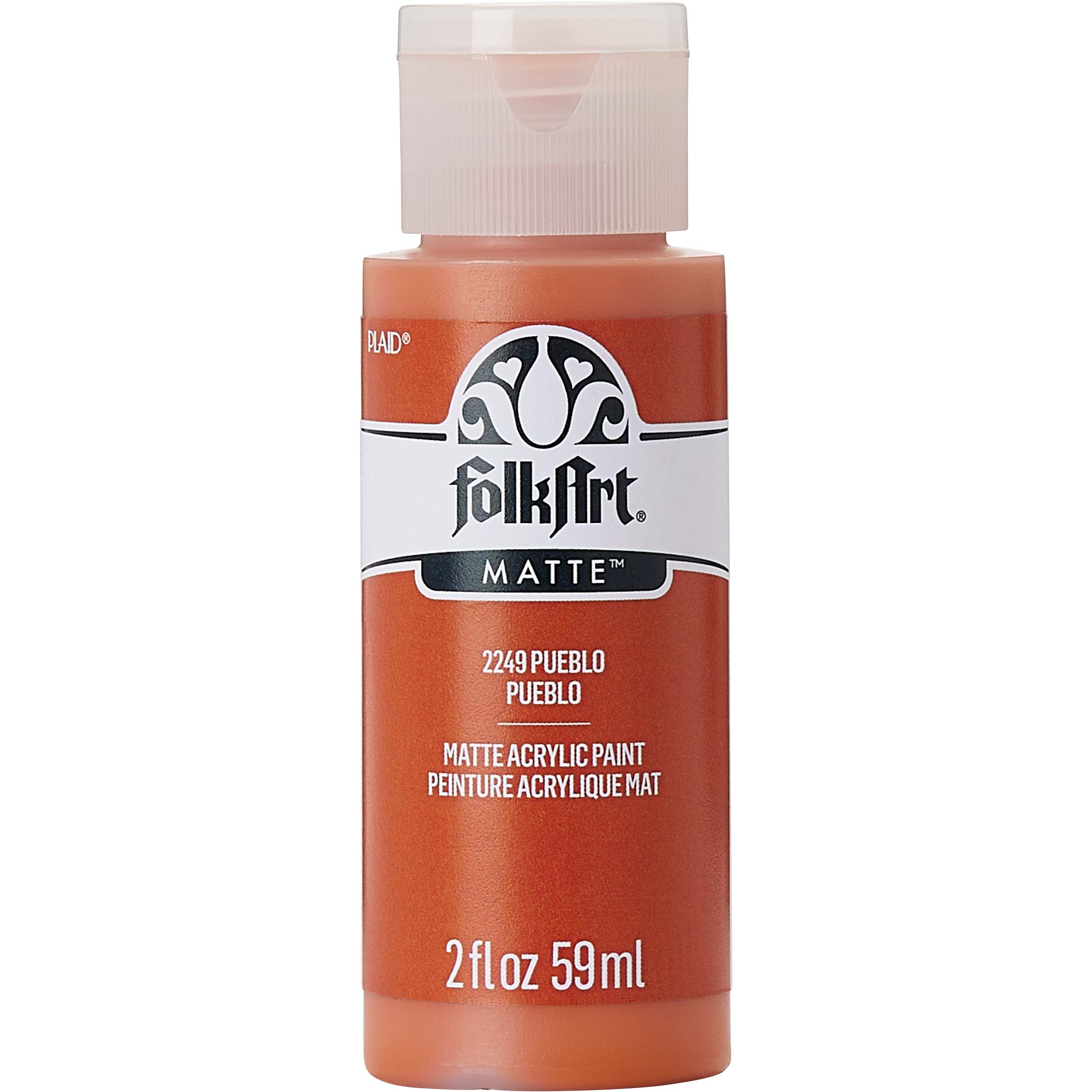 FolkArt ® Acrylic Colors - Pueblo, 2 oz. - 2249