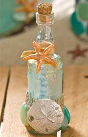 Message in a Bottle Wedding Favor