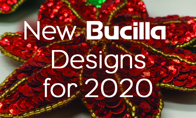 New Bucilla Designs for 2020
