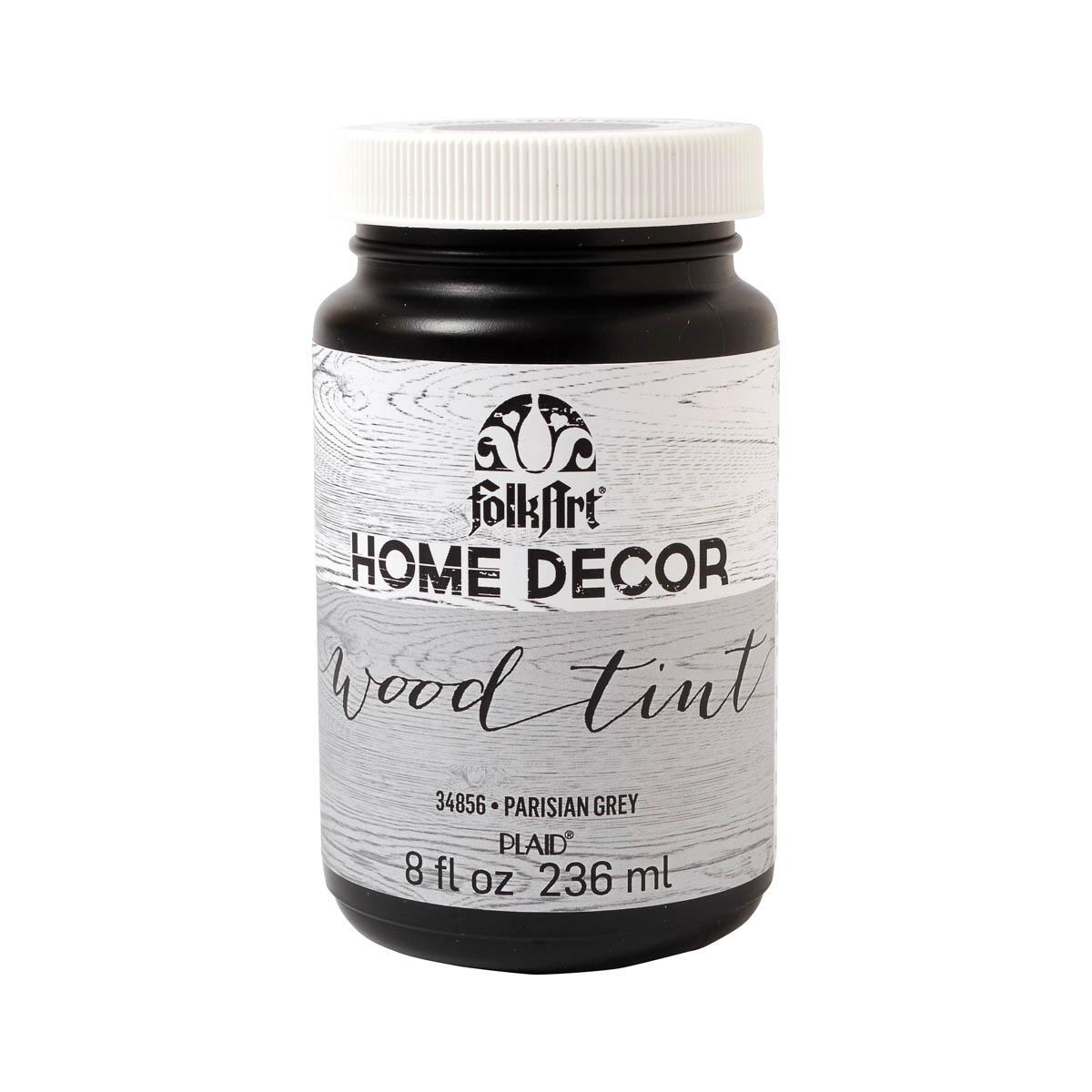 FolkArt ® Home Decor™ Wood Tint - Parisian Grey, 8 oz. - 34856