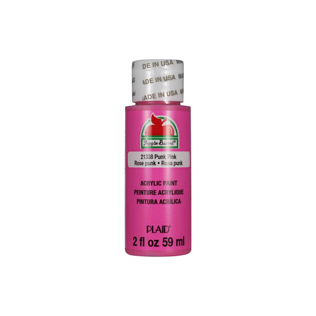 Apple Barrel ® Colors - Punk Pink, 2 oz. - 21338