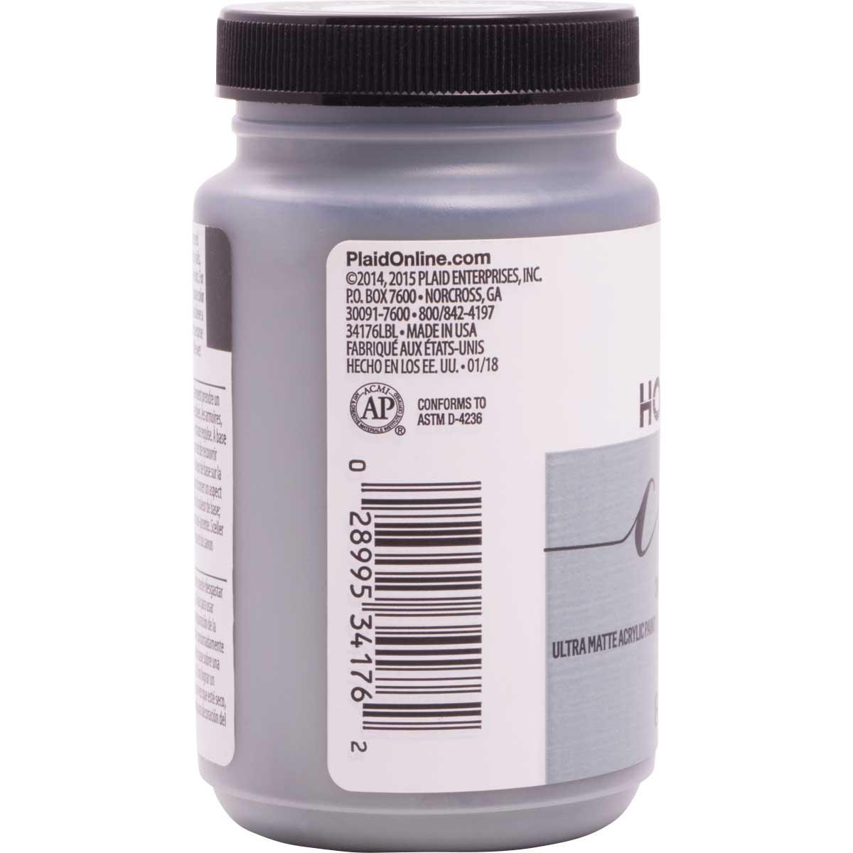 FolkArt ® Home Decor™  Chalk - Hazy, 8 oz. - 34176