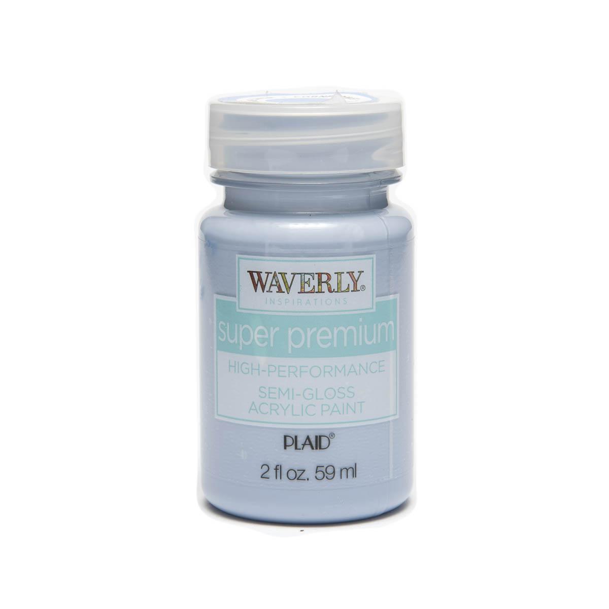 Waverly ® Inspirations Super Premium Semi-Gloss Acrylic Paint - Cornflower, 2 oz.