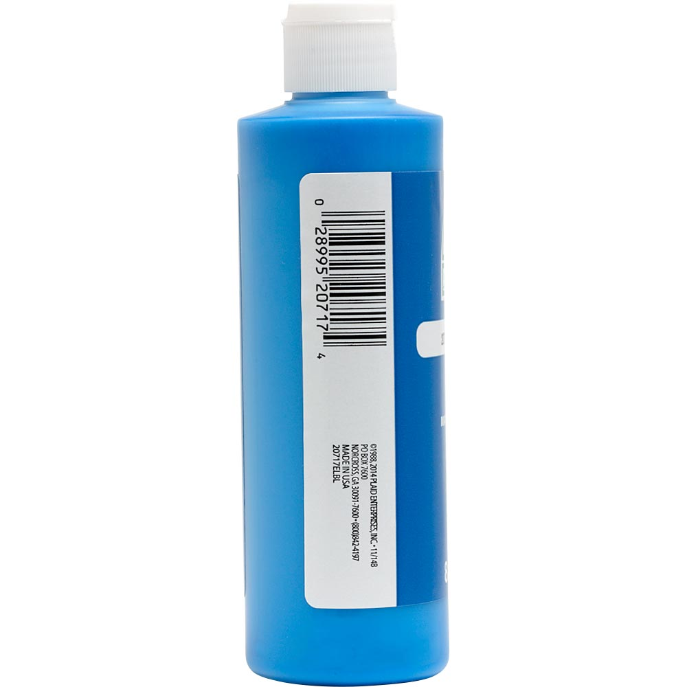 Apple Barrel ® Colors - Bright Blue, 8 oz.