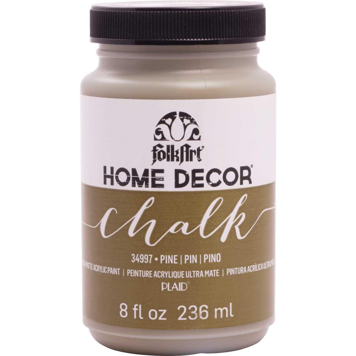 FolkArt ® Home Decor™ Chalk - Pine, 8 oz. - 34997