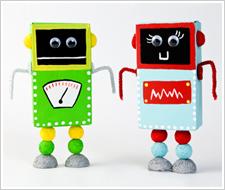 Mr. & Mrs. Robot