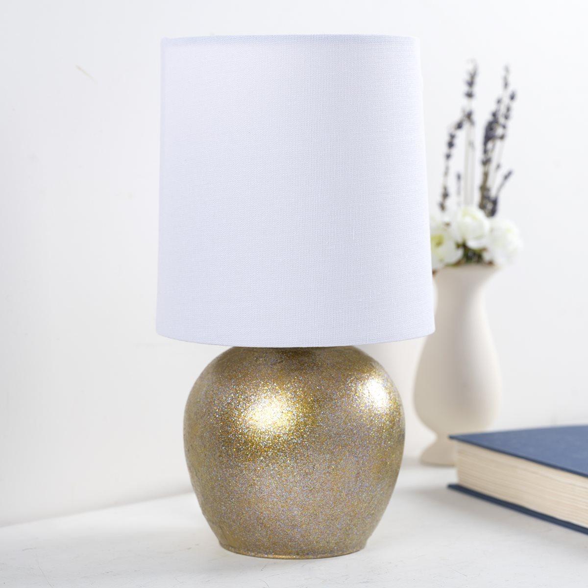 FolkArt Glitterific Fine Lamp