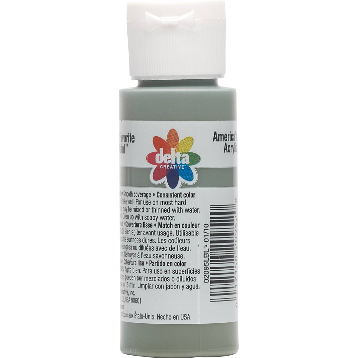 Delta Ceramcoat ® Acrylic Paint - English Yew Green, 2 oz. - 020950202W
