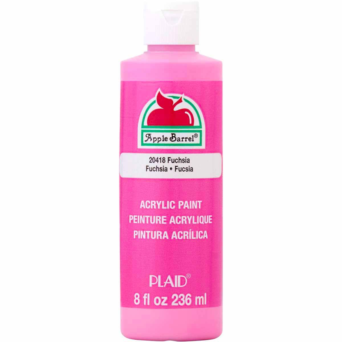 Apple Barrel ® Colors - Fuchsia, 8 oz. - 20418