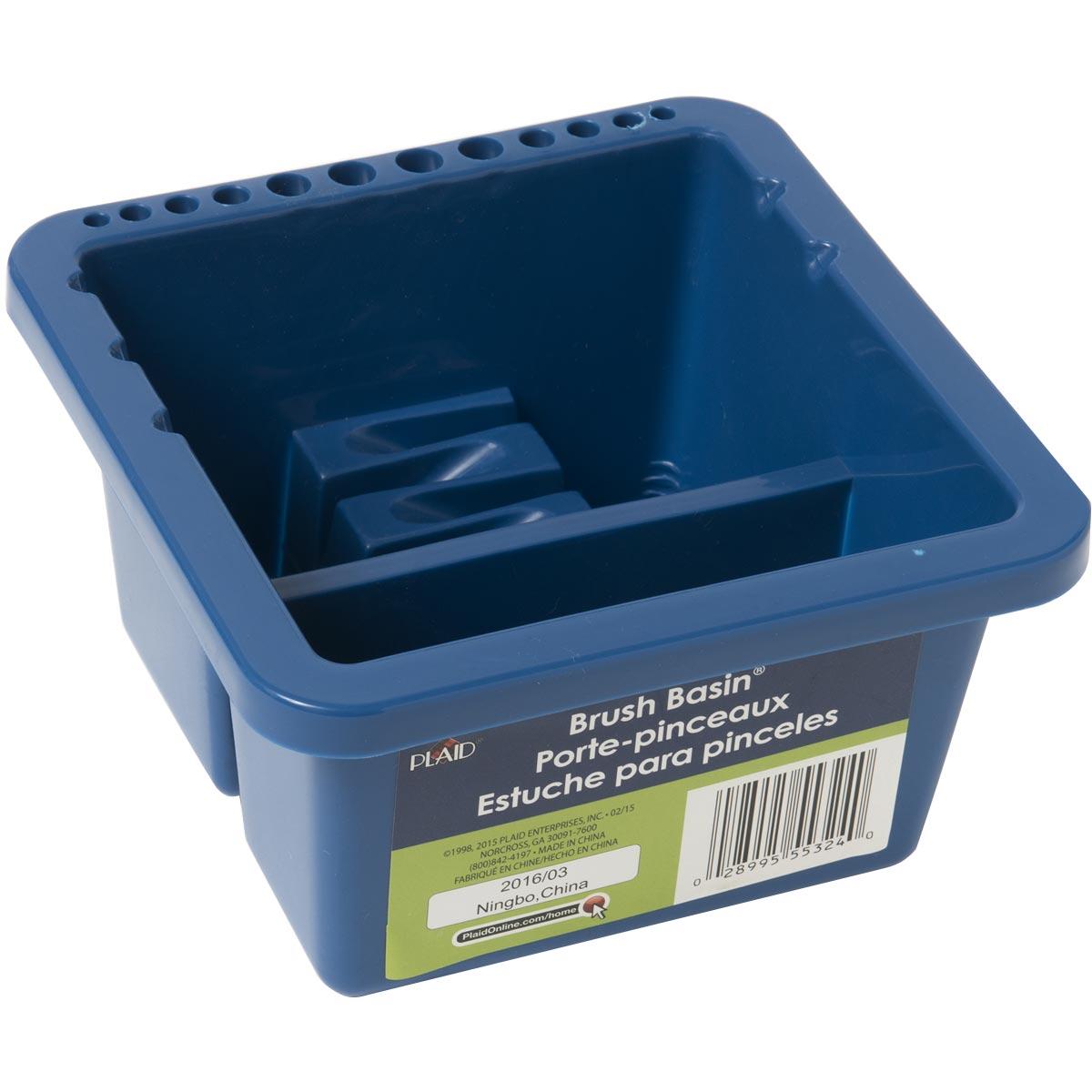 Plaid ® Art Materials - Brush Basin - CS550324